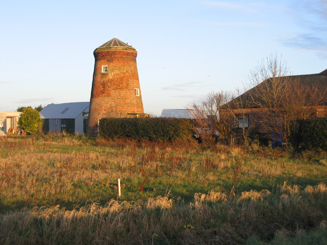 North End Mill, Swineshead, Lincs