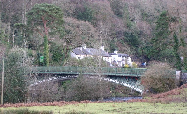 Waterloo Bridge, Betws y Coed