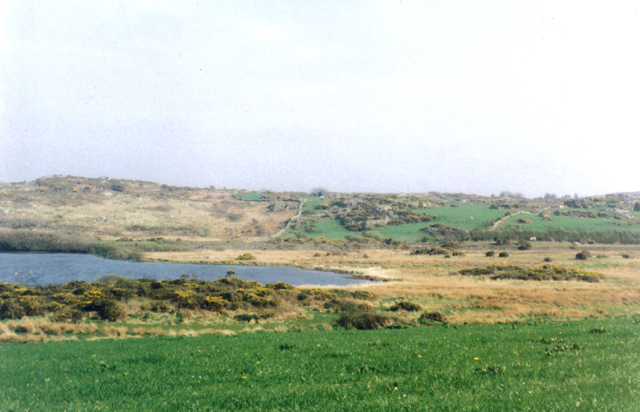 Llyn Llygeirian, Anglesey