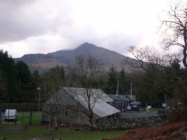 Capel Curig Training Camp