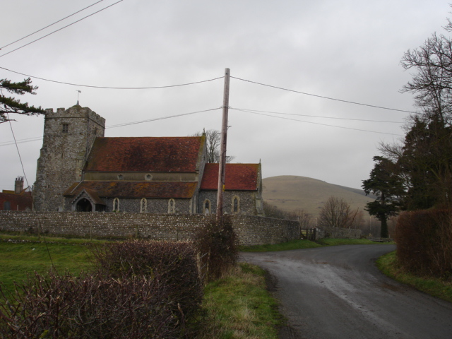 St Andrews Church Beddingham East Sussex
