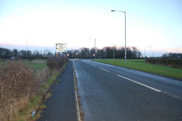 End of Mile Lane