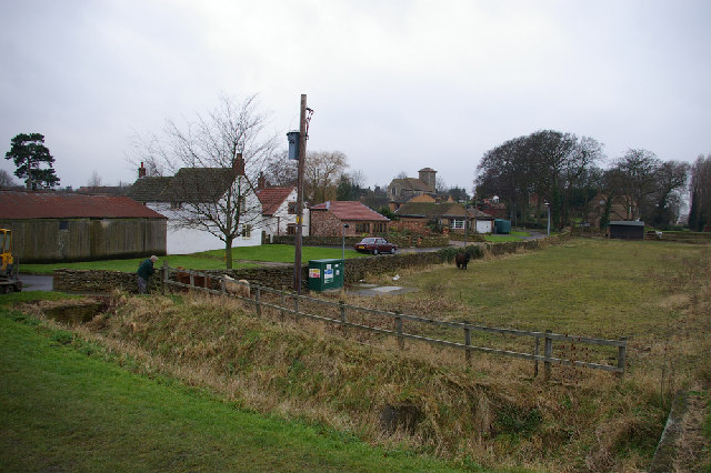 Whitton - Near Humber View Farm