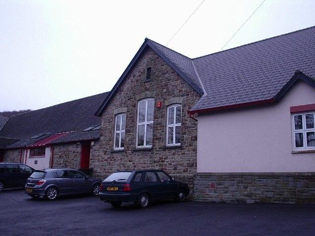 Ysgol Penboyr School