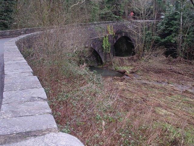 Pont Henllan Bridge