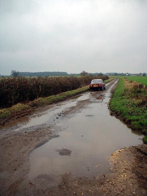 Ings Lane, Near Whitton