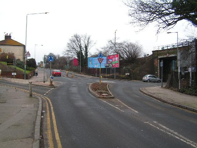 Upper Grosvenor Road, High Brooms