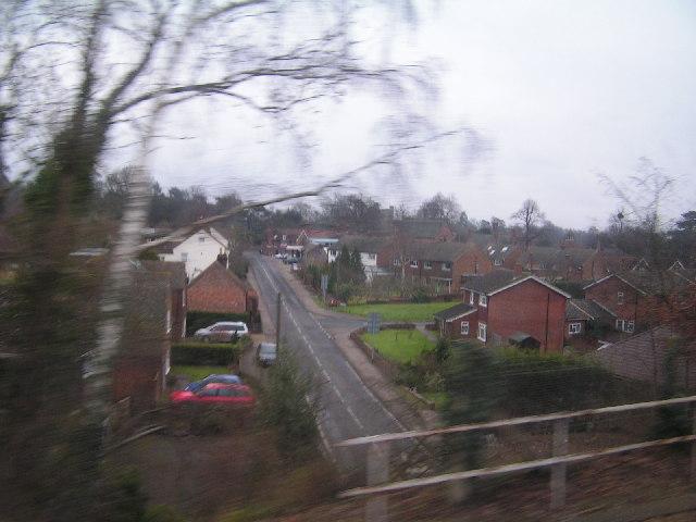 Housing in Leigh Village