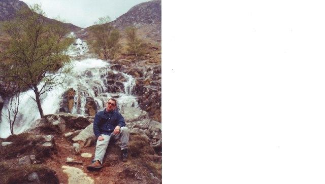 Waterfalls Allt Coire Eoghainn