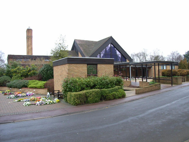 Easthampstead Park Crematorium, Bracknell