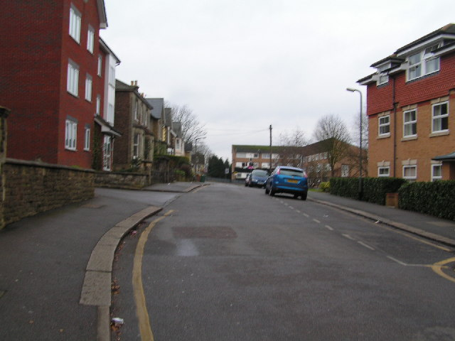 Flats in Redhill