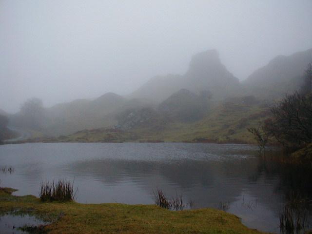 Misty Lochan Mor-Rhugh