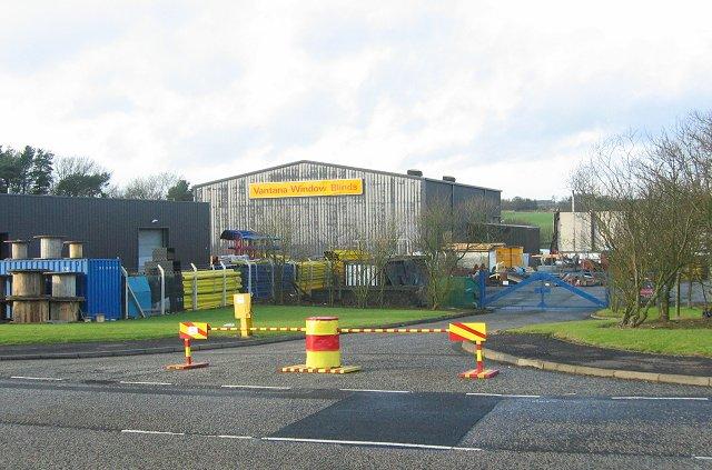Deans Industrial Estate.