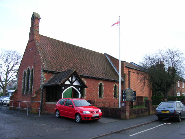 St Martin's, Chavey Down