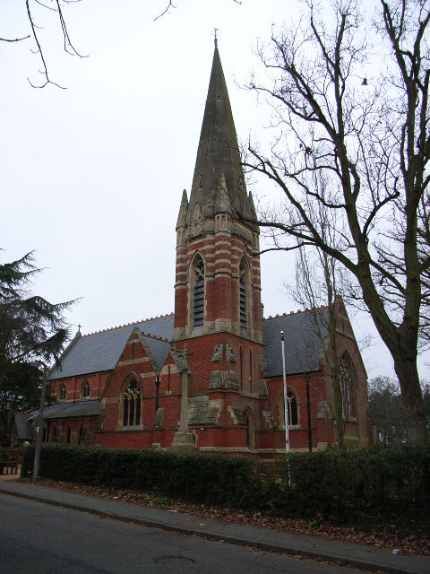 St Anne's, Bagshot