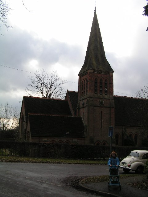 Christ Church, South Nutfield