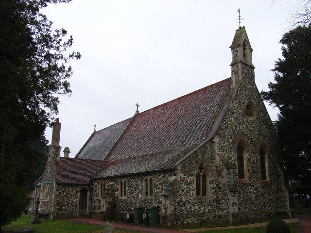 St Peter's, Cranbourne