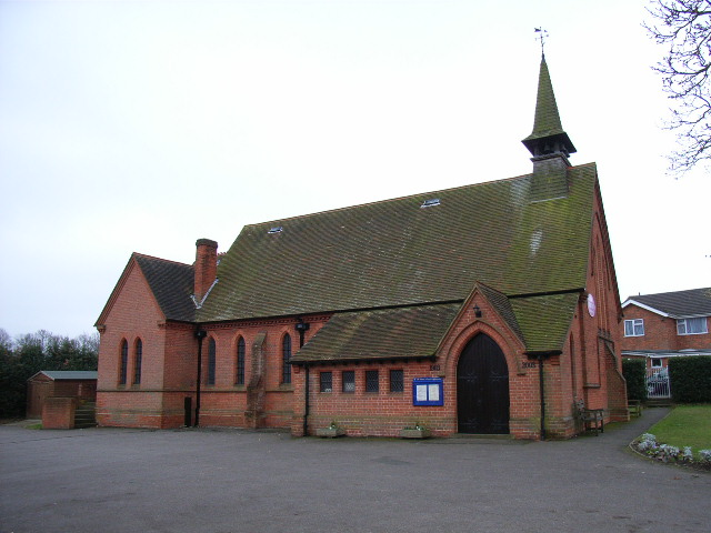 All Saints' Church, Lightwater