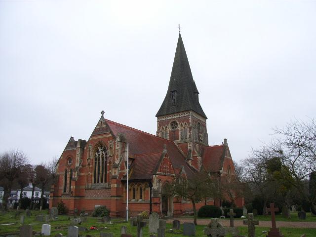 Holy Trinity Church, Sunningdale