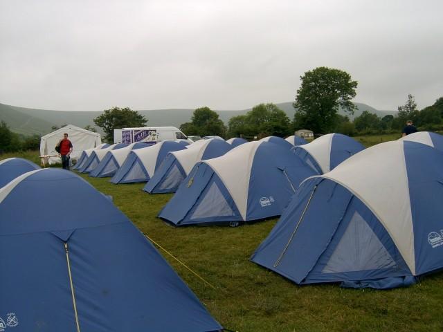 Campsite, Edale