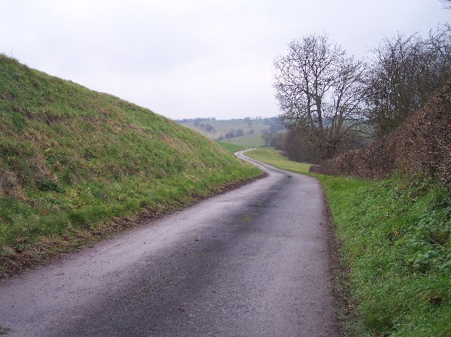 Farm Road to Upper Venn Farm