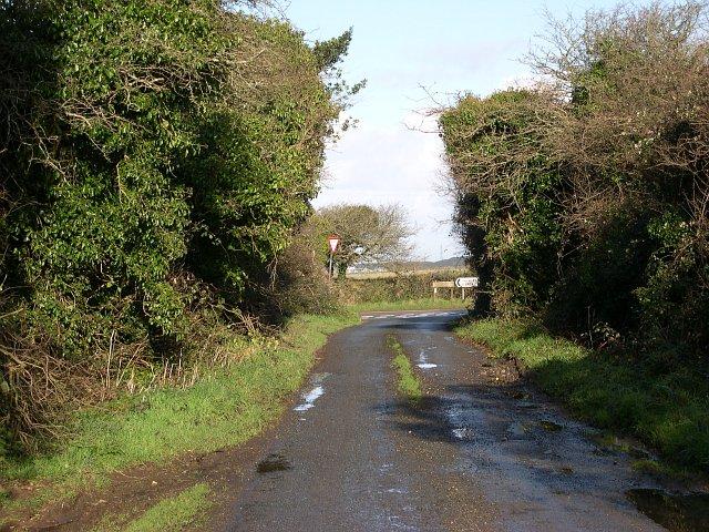Jericho Lane