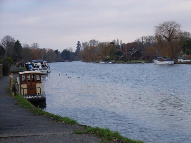 The Thames at Old Windsor