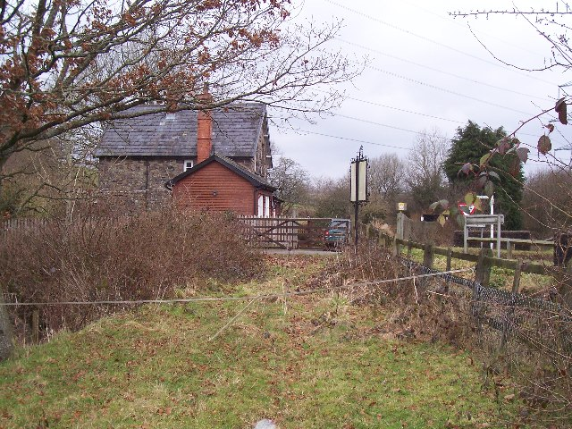 Disused Level Crossing