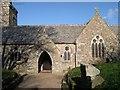SW5531 : St Hilary Church by Tony Atkin