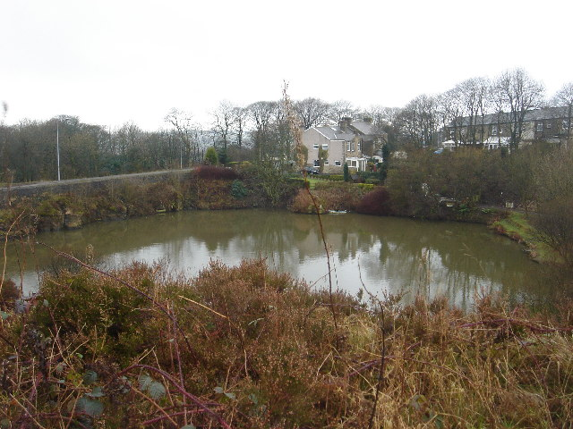 Quarry near The Blundell Arms