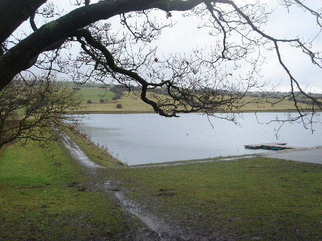 High Rid Reservoir