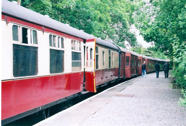 Mendip Vale Station, East Somerset Railway