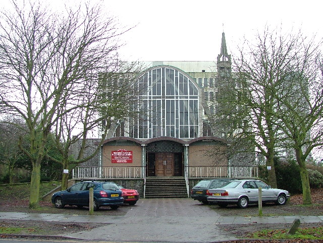 Parish Church of St Andrew and St George - Stevenage.