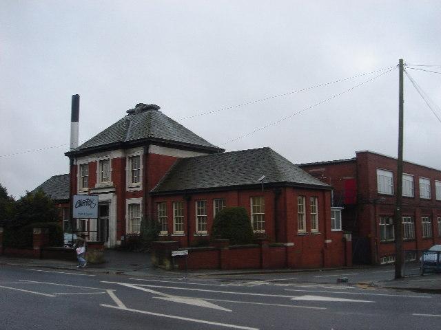 'Chortex' Victoria Mill, Horwich