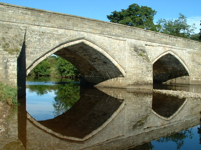 Wensley Bridge