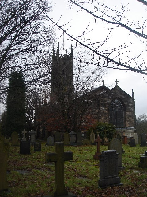 Holy Trinity, Horwich
