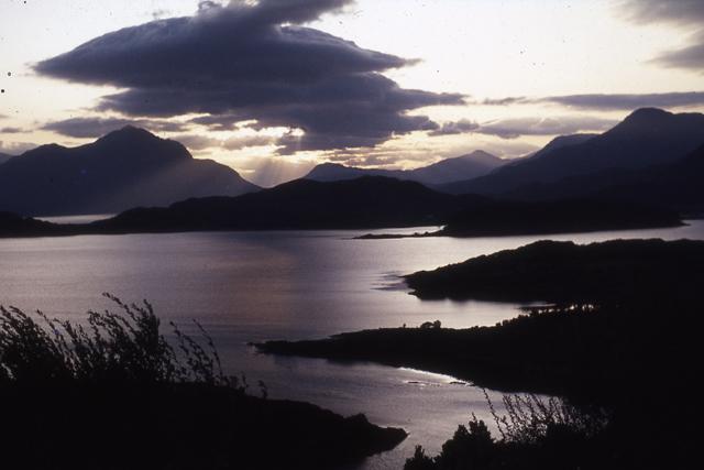 Dawn, Loch Torridon