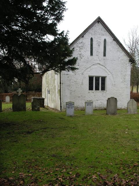 All Saints church, Little Somborne