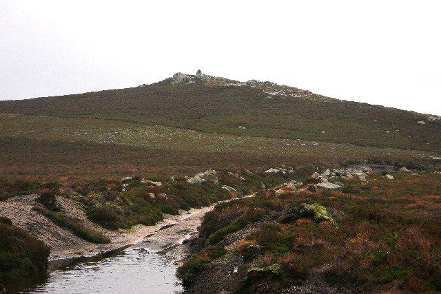 Cairn of Finglenny , 469m, Glen Dye