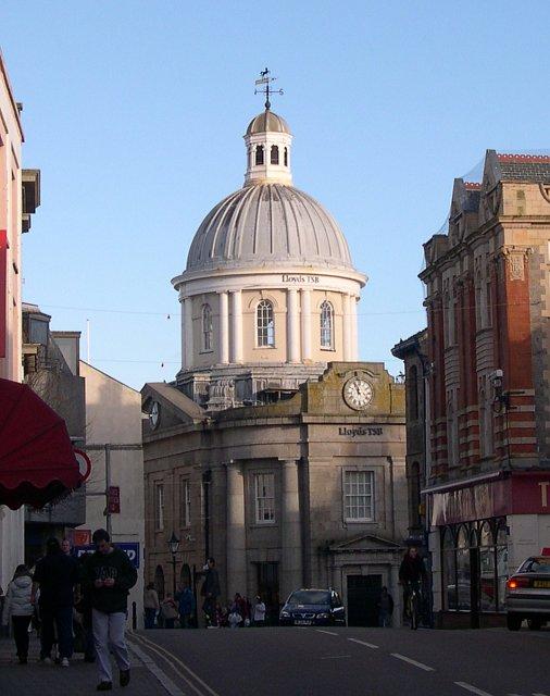 The Market House, Penzance