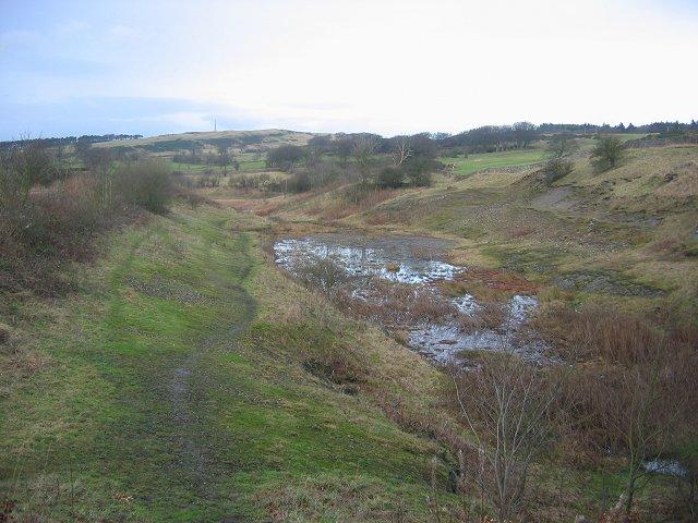 Petershill Quarry