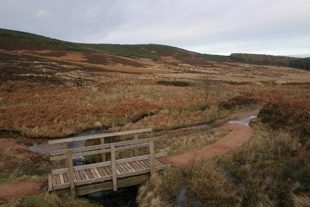 Miller's Bog , Glen Dye