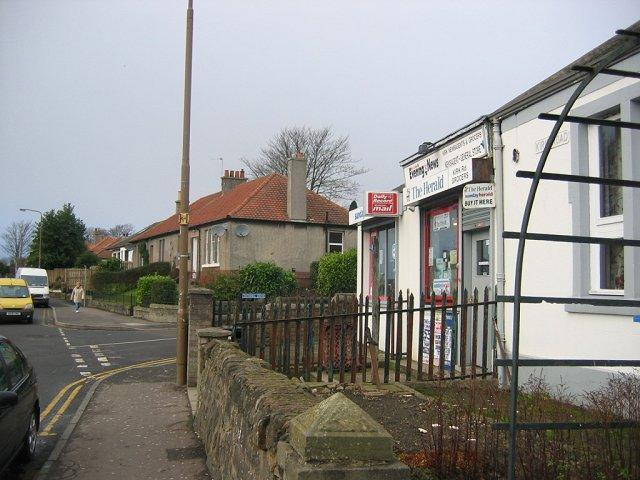 Shop, Kirk Road.