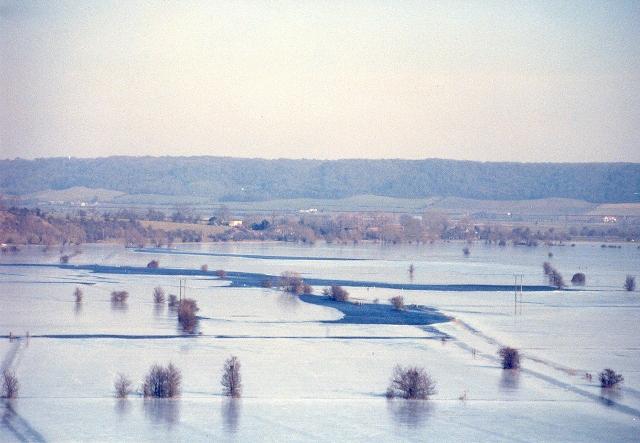 Southlake Moor in winter