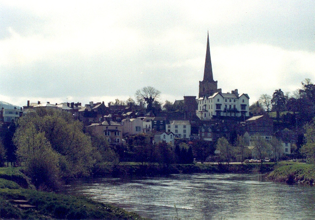 Ross from the river