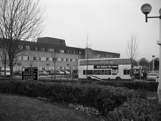 St John's Hospital.