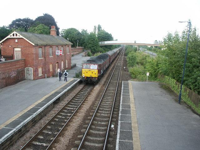 Railway Station, Hessle
