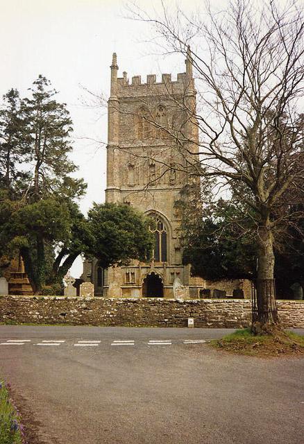 Bradford Abbas: church