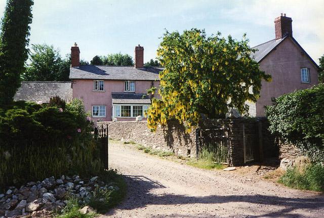 Brompton Regis: Gupworthy Farm