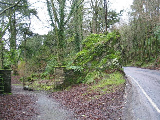 Carradale House Estate, Kintyre.